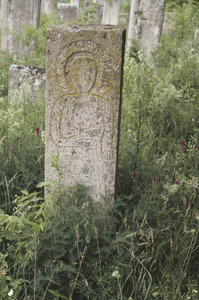 19th century grave markers