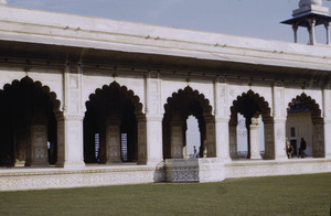 Diwan-i-Khas at the Red Fort in Delhi