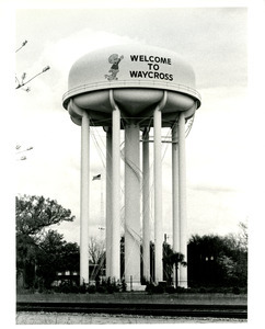 Water tower with Pogo