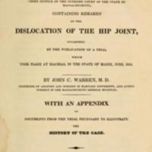 A Letter to the Hon. Isaac Parker