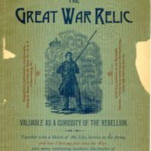 """""""The great war relic."""""""