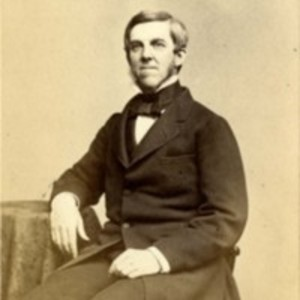 Oliver Wendell Holmes, circa 1872