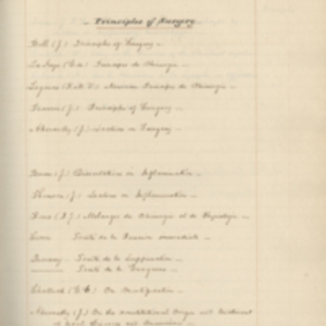 Catalogue of the Library of Dr. John Collins Warren (1778-1856)