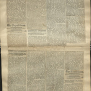 Newspaper clippings concerning the Tewksbury Investigation
