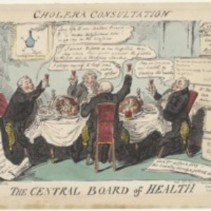 The Central Board of Health: Cholera Consultation