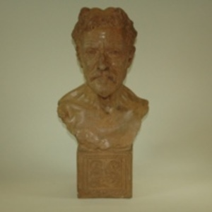 Bust of Robert Latou Dickinson, 1946