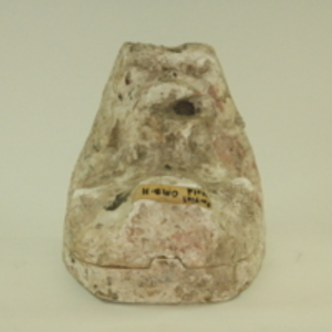 Replica of Dickinson-Belskie book end mold, 1945-2007