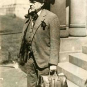 Photograph of George Burgess Magrath