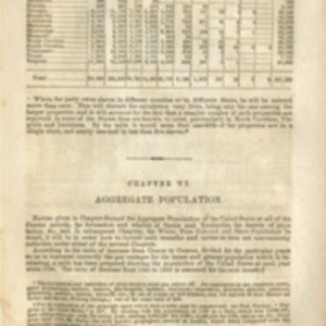 """""""Table XC. Classification of Slave Holders in the United States."""""""