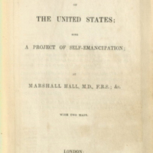 Title-page of The Two-fold Slavery of the United States (1854)