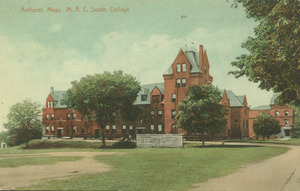 Amherst, Mass., M.A.C., South College