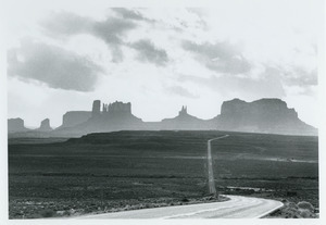 US 163 into Monument Valley