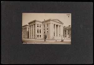 New Bedford Free Public Library Historical Items