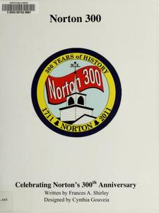 Norton 300 : celebrating Norton's 300th anniversary