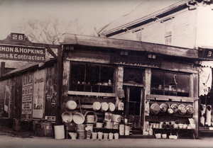 Alvin C. Brownell's Tin Shop