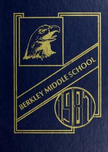 Berkley Middle School yearbook