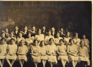 Plainville High School Class of 1927