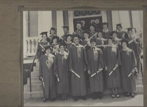 Plainville High School Class of 1920