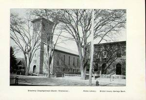 Broadway Congregational Church and Public Library