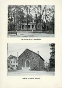 Residence of Colonel Fred Mason and Taunton Historical Society