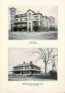 City Hotel and Nemasket Inn