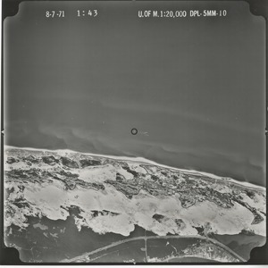 Barnstable County: aerial photograph. dpl-5mm-10
