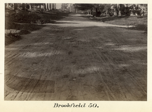 Boston to Pittsfield, station no. 50, Brookfield