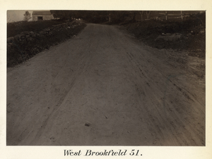 Boston to Pittsfield, station no. 51, West Brookfield