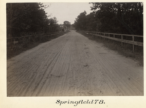 Boston to Pittsfield, station no. 78, Springfield