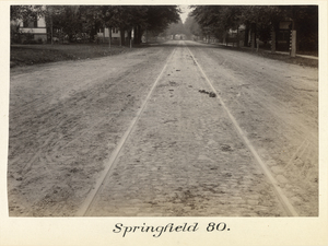Boston to Pittsfield, station no. 80, Springfield