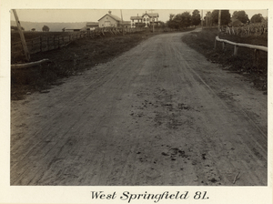 Boston to Pittsfield, station no. 81, West Springfield