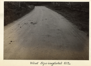Boston to Pittsfield, station no. 82, West Springfield