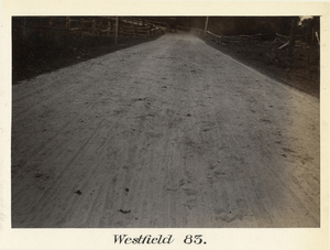Boston to Pittsfield, station no. 83, Westfield