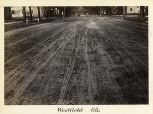 Boston to Pittsfield, station no. 85, Westfield