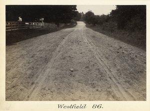 Boston to Pittsfield, station no. 86, Westfield