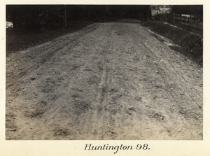 Boston to Pittsfield, station no. 98, Huntington
