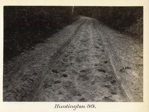 Boston to Pittsfield, station no. 99, Huntington