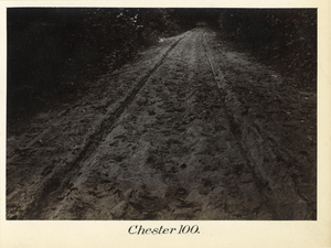 Boston to Pittsfield, station no. 100, Chester
