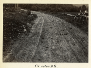 Boston to Pittsfield, station no. 101, Chester