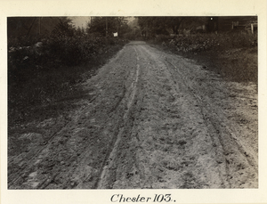 Boston to Pittsfield, station no. 103, Chester
