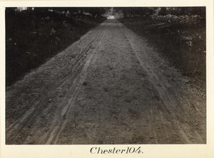 Boston to Pittsfield, station no. 104, Chester
