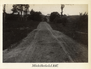 Boston to Pittsfield, station no. 107, Middlefield