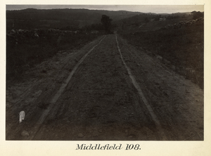 Boston to Pittsfield, station no. 108, Middlefield