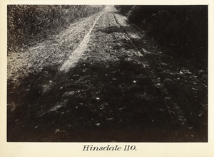 Boston to Pittsfield, station no. 110, Hinsdale