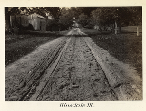 Boston to Pittsfield, station no. 111, Hinsdale