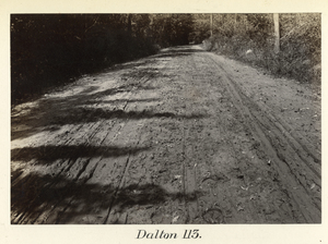 Boston to Pittsfield, station no. 113, Dalton
