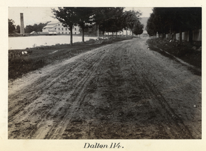 Boston to Pittsfield, station no. 114, Dalton