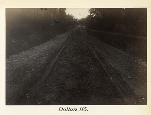 Boston to Pittsfield, station no. 115, Dalton