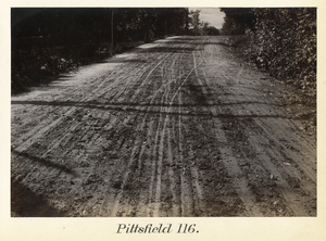 Boston to Pittsfield, station no. 116, Pittsfield
