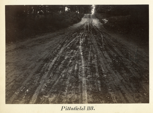 Boston to Pittsfield, station no. 118, Pittsfield